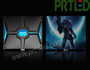 16: 9 Ratio Die-Casting Aluminum LED Display Panel for Indoor P1.25, P1.56, P1.8