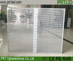 The difference between LED transparent screen and ordinary LED screen