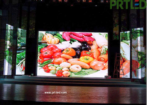 Unique Design Full Color Indoor Rental LED Display Panel for P2.6, P2.9, P3.91 (500 * 500 Mm with LCD Monitor Screen)