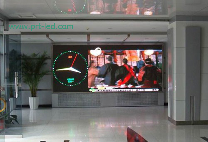 P3.75 Indoor Rental LED Sign Board (Die-casting 480X480mm)