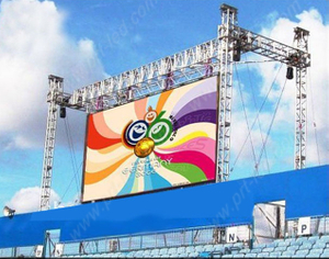 Outdoor P6 Full Color Advertising LED Billboard for Sport