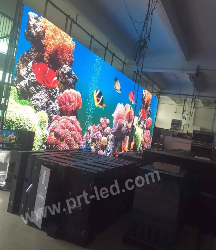 High Brightness Full Color Video Advertising LED Screen of Outdoor P8 (P10, P6, P5)