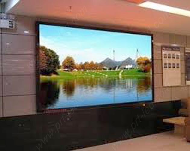 Good Stability P4 Indoor Video LED Wall with High Contrast Ratio