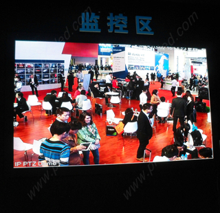 High Contrast Indoor P1.923 Full Color LED Screen