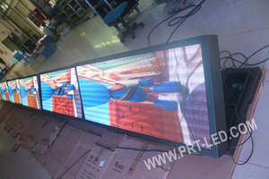 Small Full Color Indoor LED Display with Front Opened P3