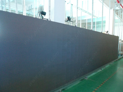 Indoor P6 LED Video Wall with Aluminum Cabinets