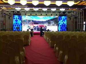 Hot Sale Full Color LED Video Display Rental P3.91mm, P4.81, P6.25 (500*500mm/500*1000mm panel)