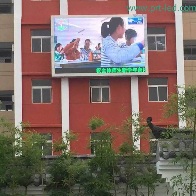 High Brightness Outdoor Full Color Digital Advertising LED Sign/Display Board (P10, P8, P6)