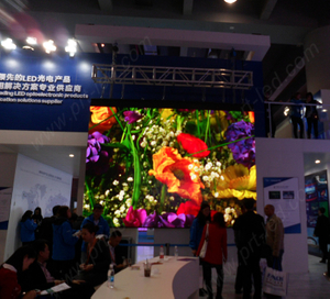 Ultra Slim P1.923 LED Moving Sign for Indoor Rental
