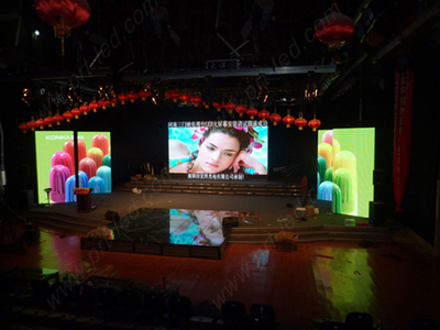 P6 Indoor Full Color LED Stage Display with Cheap Cost