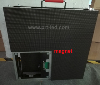 Magnetic Front Design LED Display Modules of Indoor/Outdoor P3.91/P4.81/P6.25