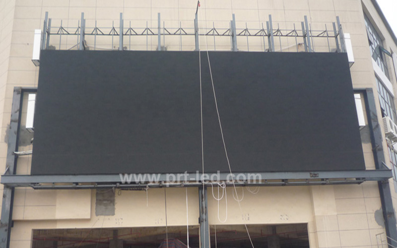 Slim Thickness Die-Casting LED Display Panel for Outdoor Advertising