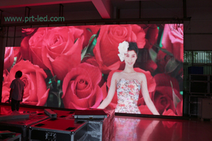 Transparent P20 Full Color LED Pixel Mesh for Advertising