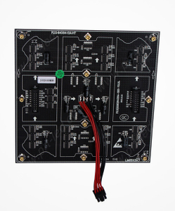 High Definition RGB Indoor P2.5 LED Display Module 160X160 mm