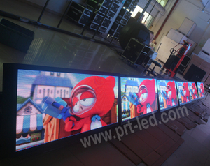 Front Service LED Display Panel of Indoor P3 Full Color