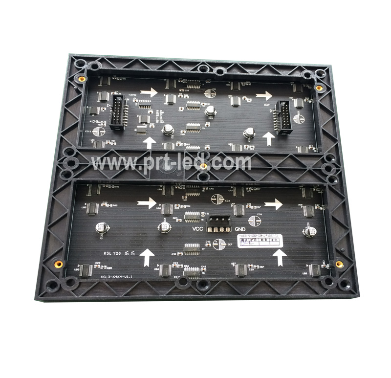 HD P3 Indoor Full Color LED Display Module with 192mm X 192mm Panel