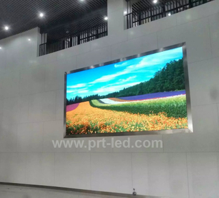 High Contrast Ratio Indoor P1.56 LED Video Wall for Color TV