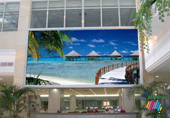 Low Price P16 Outdoor Full Color LED Display with DIP346