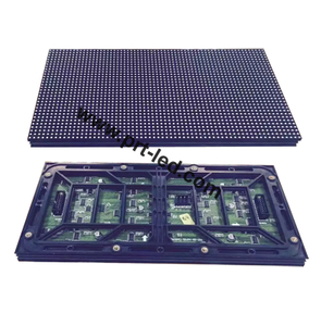 New Outdoor P4 Full Color LED Module with High Brightness 6000nits