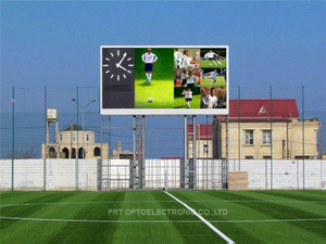 SMD3535 P10mm LED Outdoor Panels for Advertising with Size 960*960mm/1280*960mm