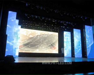 Popular Outdoor Rental Full Color LED Display From China Factory Prt (P4.81, P6.25 panel)