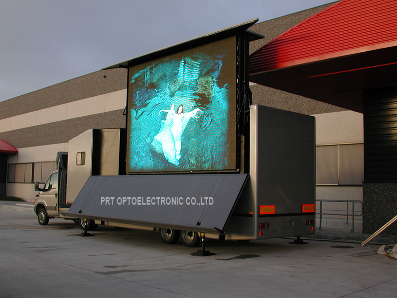 Strong 960X960mm Die-Cast Magnesium Advertising LED Panel for Outdoor Rental (P8mm, P10mm)
