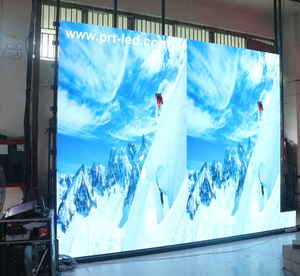Die-Casting P1.923 Indoor Full Color LED Display Panel with Front Access